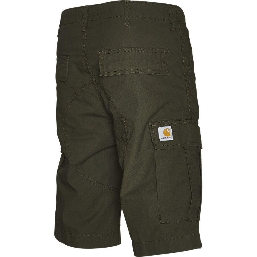 REGULAR CARGO SHORT I015999 - Regular Cargo Shorts - Shorts - Regular - CYPRESS RINSED - 3